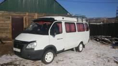 ГАЗ 32212. Продаётся отличный автобус ГАЗ-32212, 12 мест
