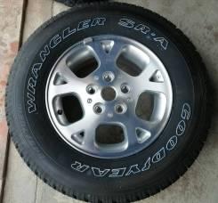 Запасное колесо Jeep Grand Cherokee