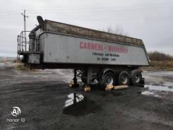 Carnehl. Продаётся самосвальный полуприцеп carnel, 39 000кг.