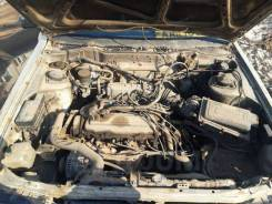 Двигатель 1,8л на Nissan Bluebird 1984г