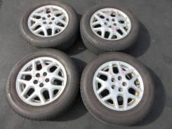 Комплект летних колёс на литье 195 65 15 Б/П по РФ F-54