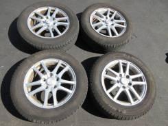 Комплект летних колёс на литье 195 65 15 Б/П по РФ F-75