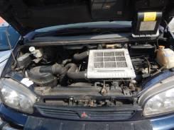 Двигатель 4M40 MMC Delica