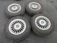 Комплект летних колёс на литье 205 65 15 Б/П по РФ F-82