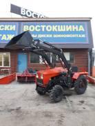 Уралец. Минитрактор 2204+ПСМ+4WD+КУН+ДВС 3 Цилиндра+Новый+Гарантия, 22,00л.с. Под заказ