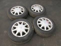 Комплект летних колёс на литье 195 65 15 Б/П по РФ T-12
