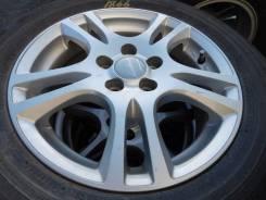 Комплект зимних колес 195/65R15 на литье 5*100 №9981