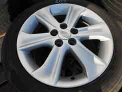 Комплект летних колес 175/60R16 на литье 5*100 №2015