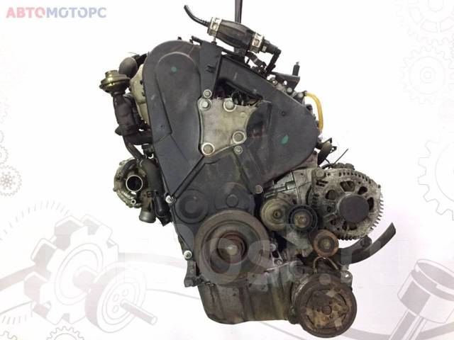 Двигатель Peugeot 307, 2001, 2.0 л, дизель (RHY(DW10TD