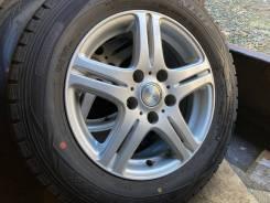 "Dunlop Dufact. 6.0x15"", 5x114.30, ET43, ЦО 70,0мм."