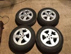 Колеса (комплект, 4 шт) Bridgestone Ecopia EX20 195/65R15 [3772]