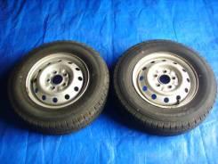 Колёса на дисках Dunlop Enasave VAN01 175/80 R14