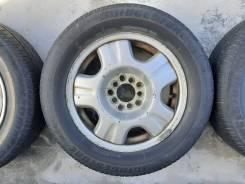 Продам комплект летних колес!