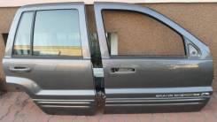 Двери джип гранд чероки WJ