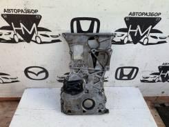 Лобовина двигателя Honda Accord 8 CU 2008-2013 [11410R40A00] 11410R40A00