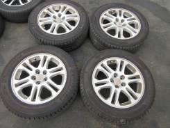 Комплект летних колёс на литье 205 60 16 Б/П по РФ H-50