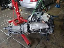 Двигатель в сборе с КПП Toyota Cresta JZX90, 1JZ-GE