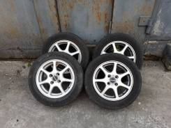 Колеса 14 литье modulo крепышы 4x100