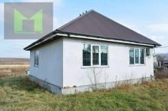 Новый дом в с. Галенки. Советская 37, р-н Галенки, площадь дома 60,2кв.м., площадь участка 3 000кв.м., скважина, электричество 15 кВт, от агентств...