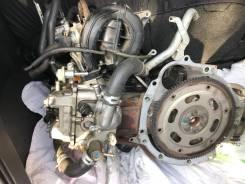 Двигатель в сборе на Toyota RUSH J210E 3SZVE