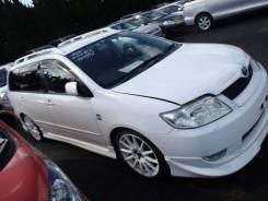 Дверь передняя правая Toyota Corolla Fielder ZZE 123 белая 040