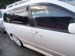 Дверь задняя правая Toyota Corolla Fielder ZZE 123 Белая