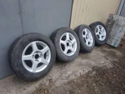 Комплект колес 14 с зимней резиной