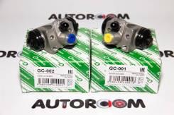 Комплект задних рабочих тормозных цилиндров CR-V / HR-V, G-Brake GC-001, GC-002