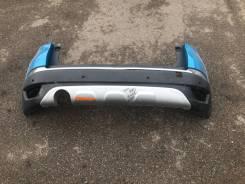 Бампер задний Renault Kaptur 2018г 850228633R