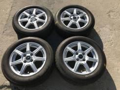 185/60 R14 Bridgestone Nextry литые диски 4х100 (K25-1405)
