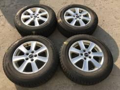215/65 R16 Yokohama IG50+ литые диски 5х112 (K25-1606)