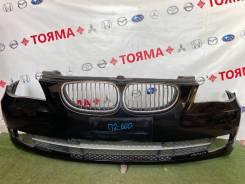 Бампер передний BMW 5 e60 e61 рестайлинг