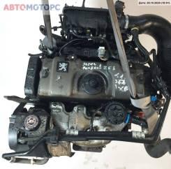 Двигатель Peugeot 206, 2002, 1.1 л., бензин (HFX, TU1JP)