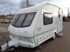Elddis. Автодом-турист Mistral 2000 года 750 кг с палаткой. Под заказ