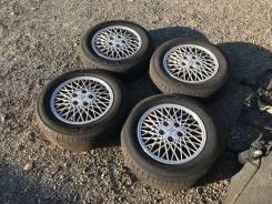 Отличный комплект штатных колес на JZX81 Cresta 1992