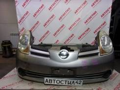 Nose cut Nissan NOTE