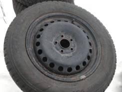 Диски форд R16 5 на 108 и резина215 60