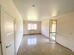 Продам дом 54 кв. м., готовый к заселению в округе г. Краснодар. НСТ Фруктовый, ул. Вишневая, р-н Прикубанский, площадь дома 54,0кв.м., площадь учас...