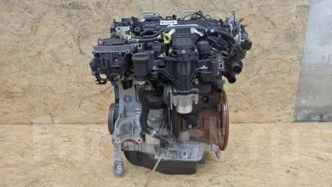 Двигатель Ford Проверенный На Евростенде