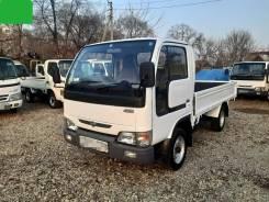 Nissan Atlas. 4WD, борт 1,5 тонны, дизель, 2 700куб. см., 1 500кг., 4x4