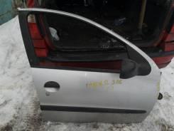 Дверь передняя правая на Peugeot 206
