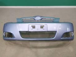 Бампер передний Toyota Allex Runx (E120) 2004-2006г Оригинал Цвет: 8Q6