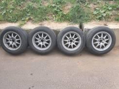 Комплект кованных колес и новой резины R15