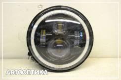 Светодиодная фара универсальная H4 45W