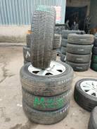 Bridgestone Dueler H/L. летние, 2011 год, б/у, износ 50%