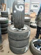 Michelin Pilot HX MXM4. всесезонные, 2010 год, б/у, износ 20%