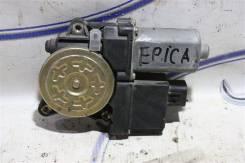 Мотор стеклоподъемника Chevrolet Epica 2006 [96647520] V250 X25D1, передний левый