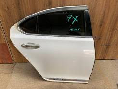 Дверь задняя правая Lexus LS600H UVF45 869