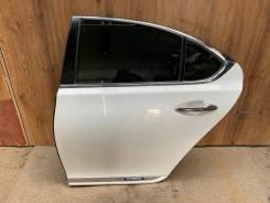 Дверь задняя левая Lexus LS600H UVF45 869