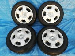 Комплект колёс Toyota IST NCP61 185/65R15 Пробег:36840km. [KaitaiAuto]